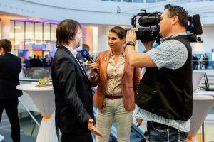Interview Unternehmerkongress