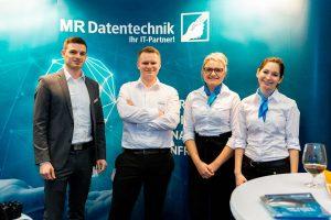 MR auf dem Nürnberger Unternehmerkongress 2019
