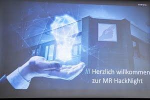 Hacknight Präsentation