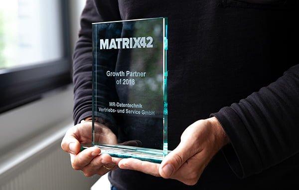 Matrix 42 Auszeichnung