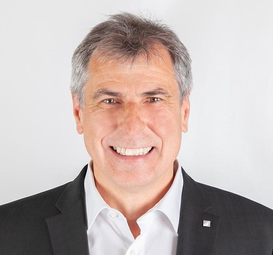 MR Datentechnik Geschäftsführer Gerhard Reihardt quadratisch