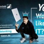 MR Azubikampagne für Fachinformatiker Anwendungsentwicklung