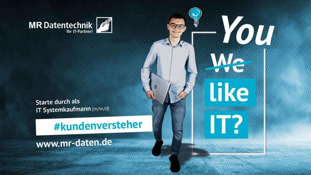 MR Azubikampagne für IT Systemkaufmann