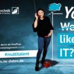 MR Azubikampagne für Kauffrau Büromanagement