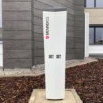 MR Datentechnik Außenanlagen E-Ladesäule