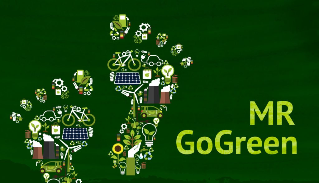 MR GoGreen Headergrafik News