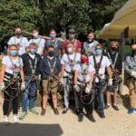 Gruppenbild beim Hacker Bootcamp
