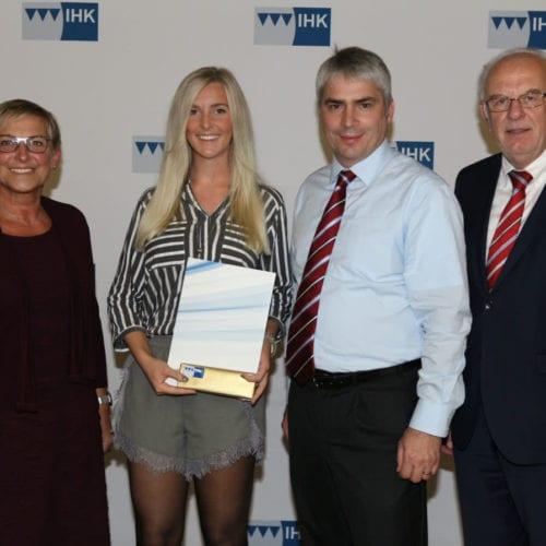 MR Datentechnik IHK Auszeichnung