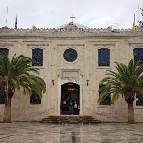 Kreta Heraklion Agios Titos