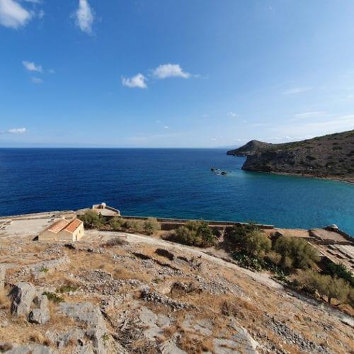Landschaftsbild Kreta
