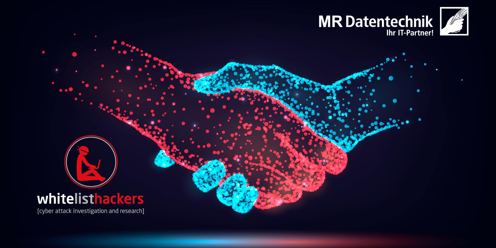 Headergrafik Hände zur Partnerschaft MR und wlh