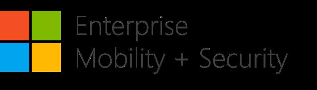 Logo Microsoft Enterprise Mobility + Security
