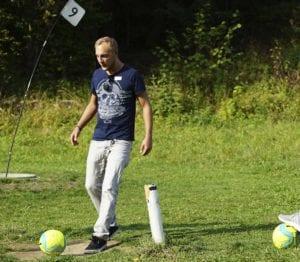 MR Datentechnik Azubi Event Fußballspielen