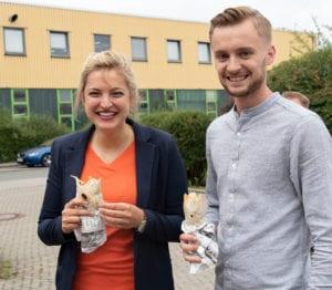MR Datentechnik Foodtruck Event Nürnberg