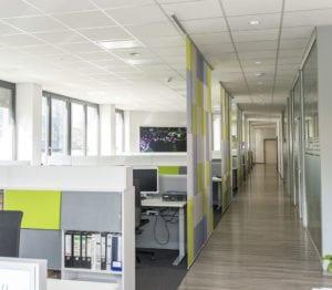 MR Datentechnik Büroräume Nürnberg
