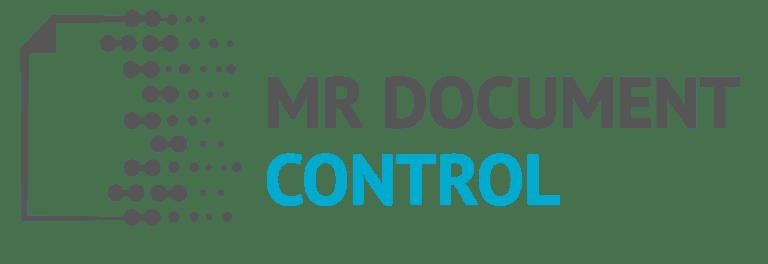 Logo MR Document Control dunkel