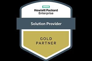 MR Datentechnik Hewlett Packard Enterprise Gold Partner