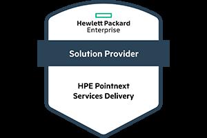 MR Datentechnik Hewlett Packard Enterprise Partnerlogo