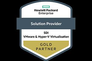 MR Datentechnik Partnerlogo Hewlett Packard Enterprise