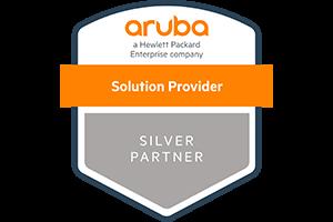 MR Datentechnik Aruba Silver Partner Logo
