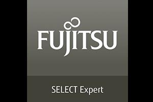 MR Datentechnik Partnerlogo Fujitsu