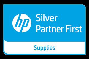 MR Datentechnik Partnerlogo HP