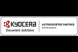 MR Datentechnik Partnerlogo Kyocera