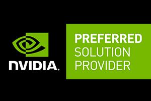MR Datentechnik Partnerlogo Nvidia