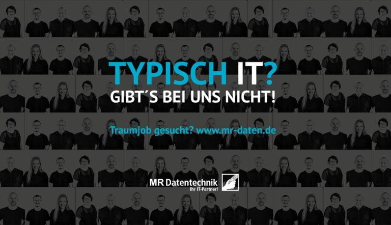 MR Datentechnik startet neue Mitarbeiter-Kampagne
