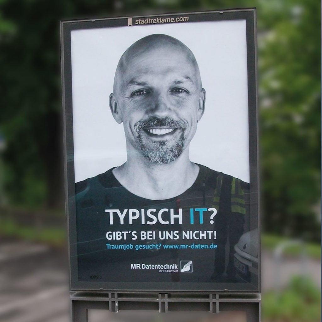 Kampagne MR Mitarbeiter