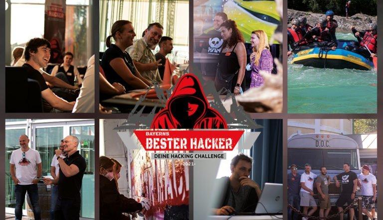 Bayerns Bester Hacker 2021