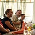 Teilnehmende Hacker-Bootcamp