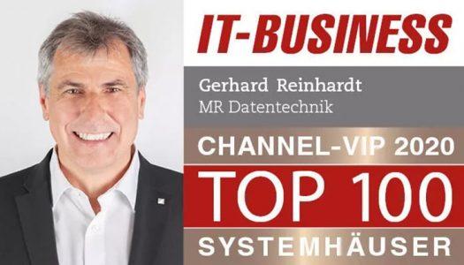 Auszeichnung Top 100 Systemhäuser