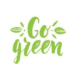 MR Go Green Logo